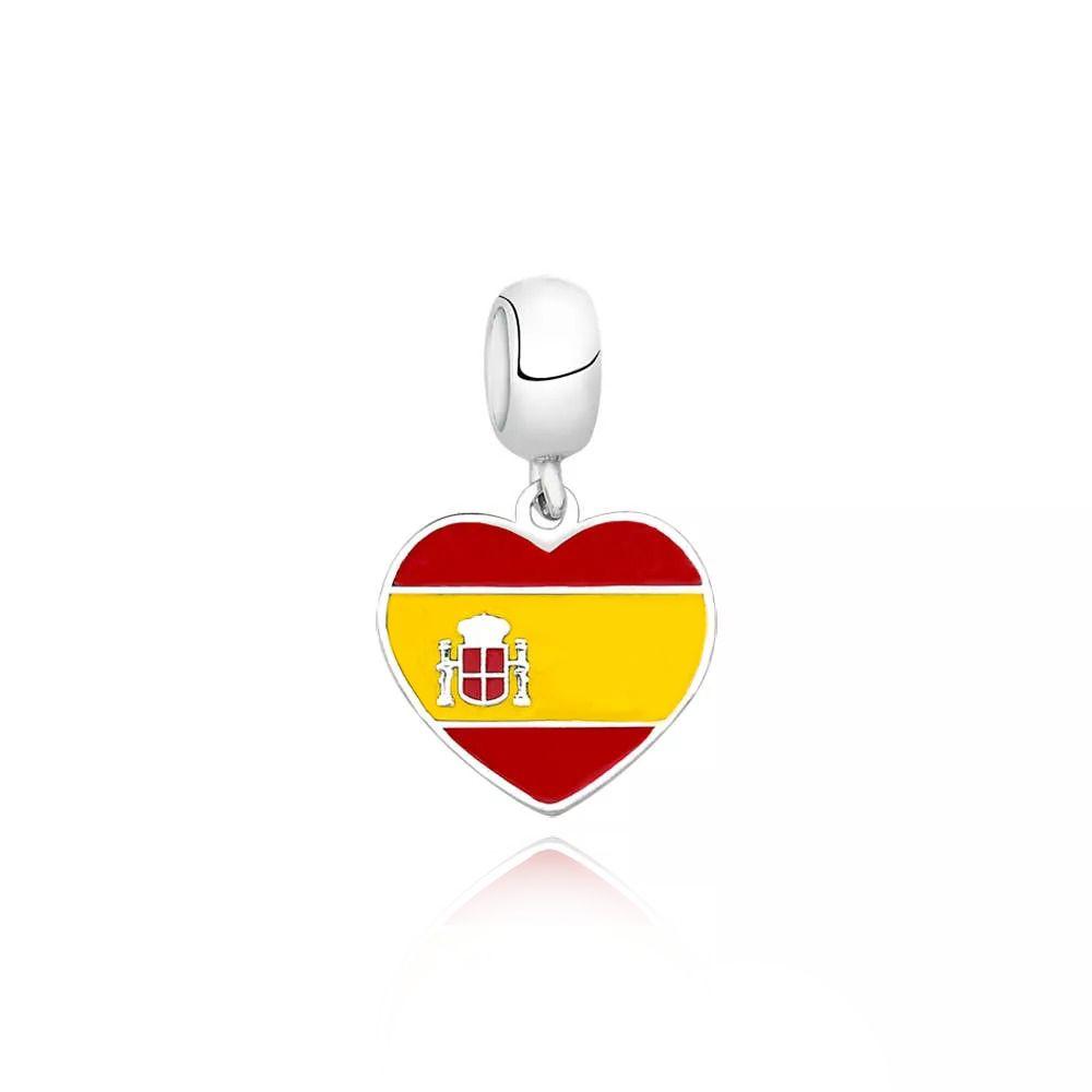 Berloque Bandeira da Espanha