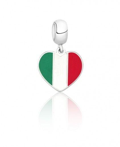 Berloque Bandeira da Itália