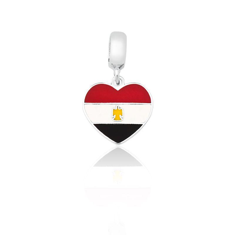 Berloque Bandeira Egito