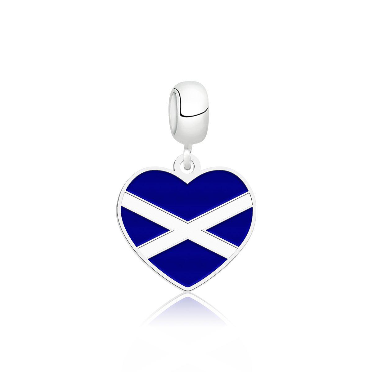Berloque Bandeira Escócia
