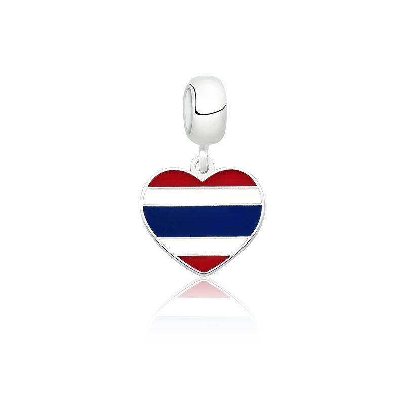 Berloque Bandeira Tailândia
