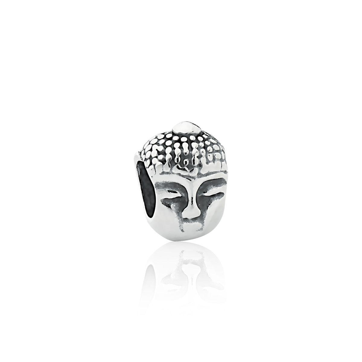 Berloque Cabeça De Buda