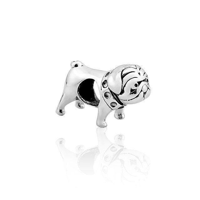Berloque Cachorro Pug