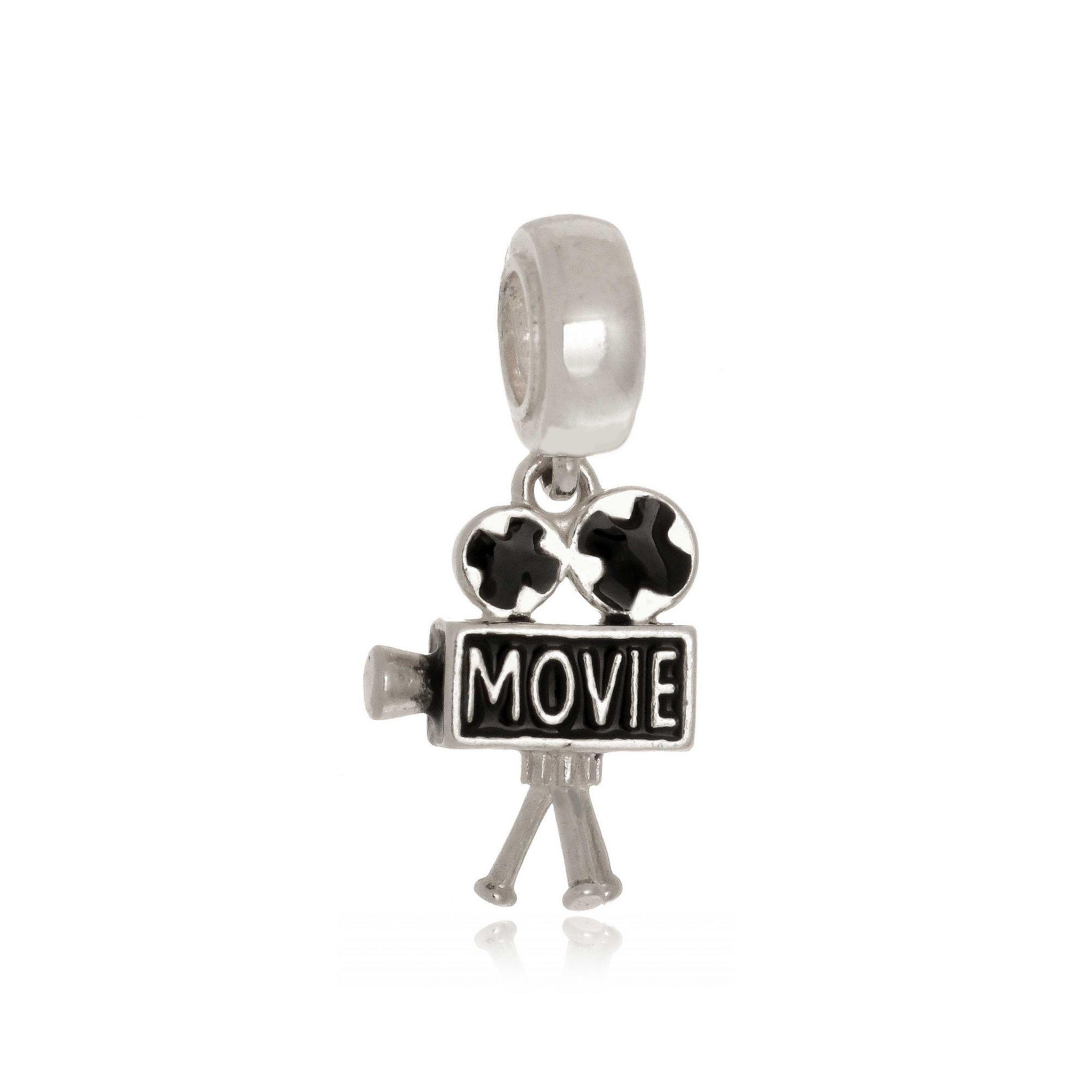 Berloque Câmera de Filmagem