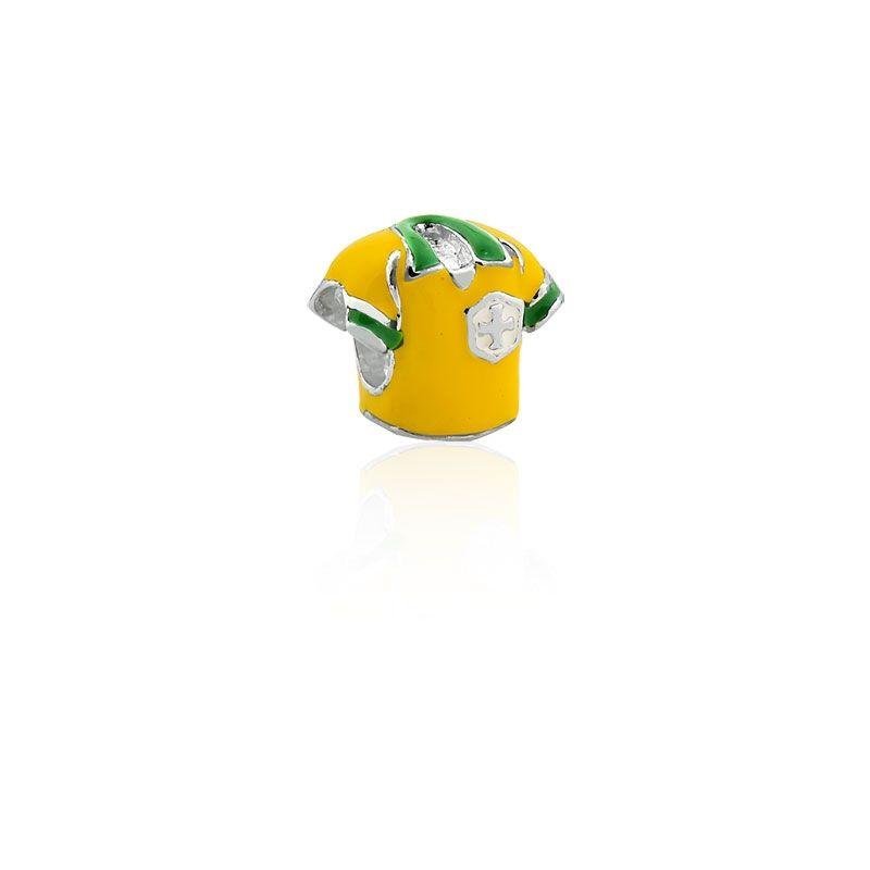 Berloque Camiseta Brasil
