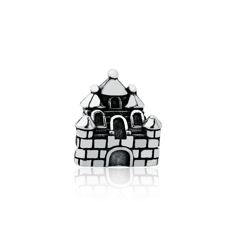 Berloque Castelo Envelhecido