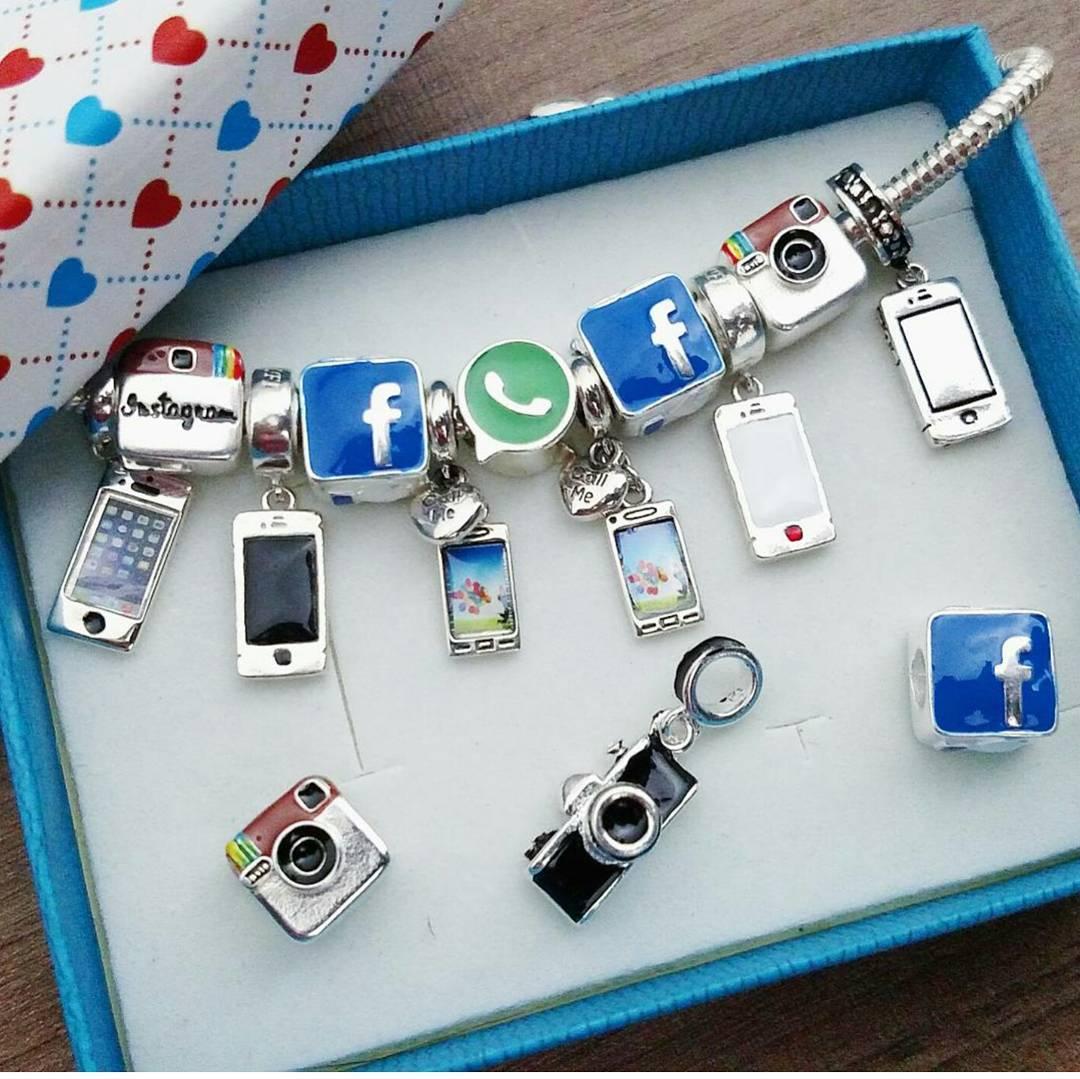Berloque Celular Iphone