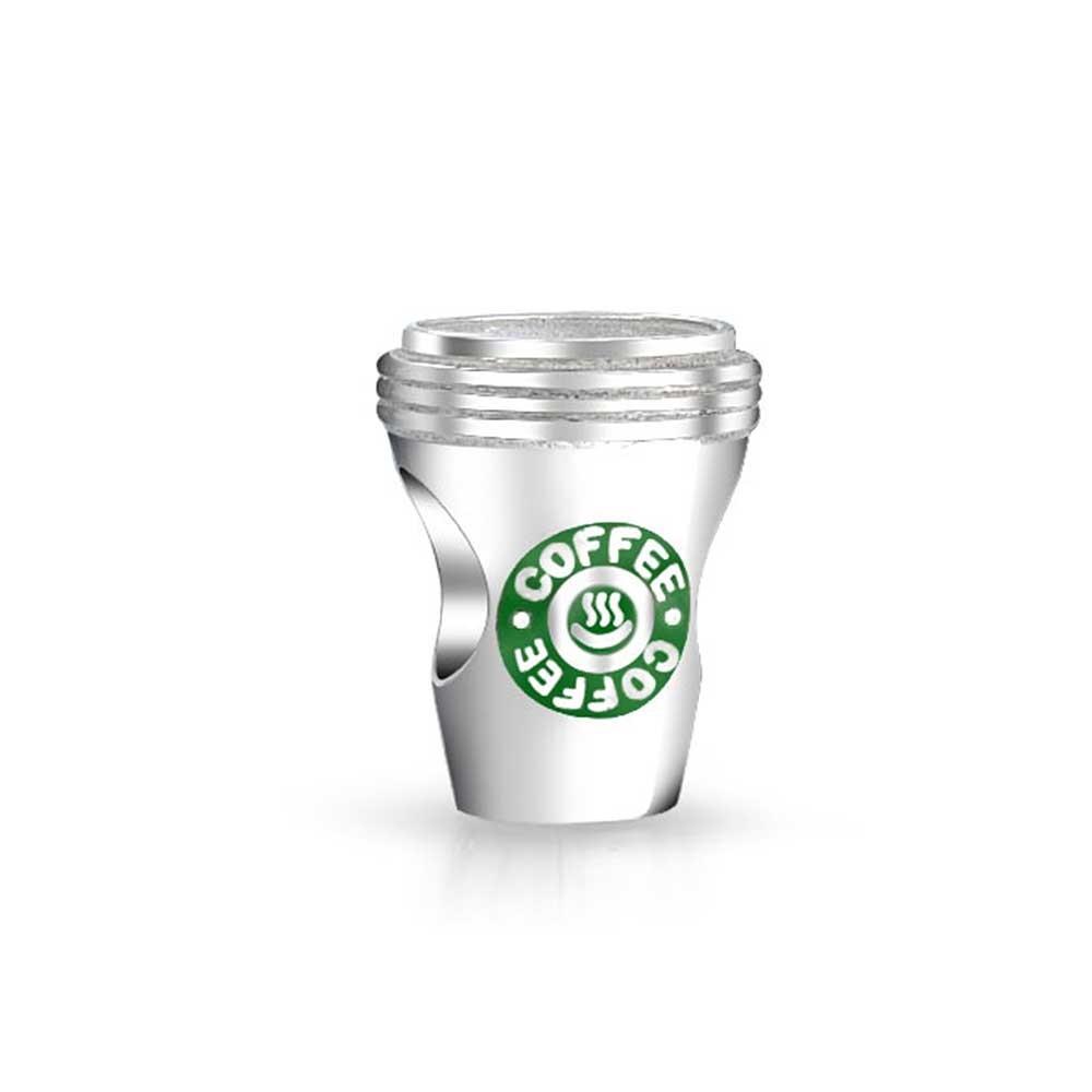 Berloque Copo De Café Coffe
