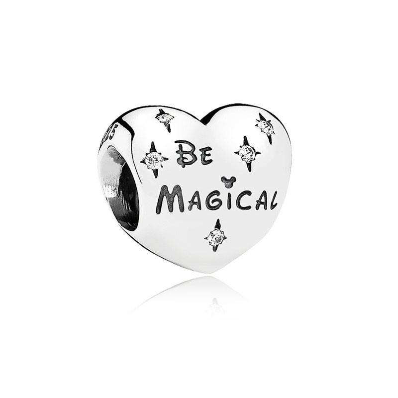 Berloque Coração Be Magical