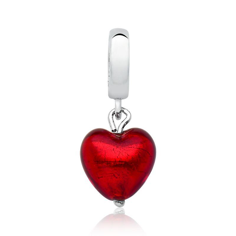 Berloque Coração Encantado
