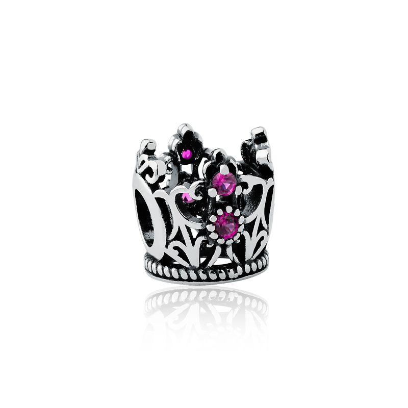 Berloque Coroa Princess Rodinada