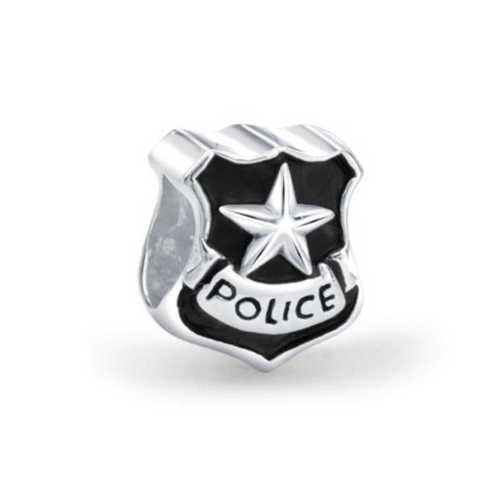 Berloque Distintivo Da Policia