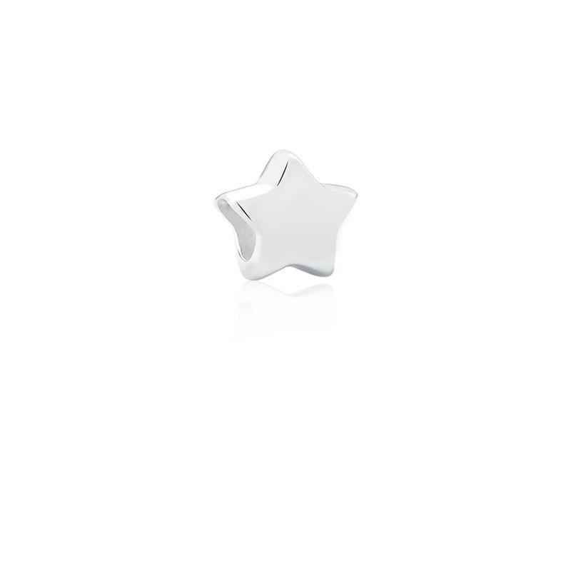 Berloque Estrela Lisa