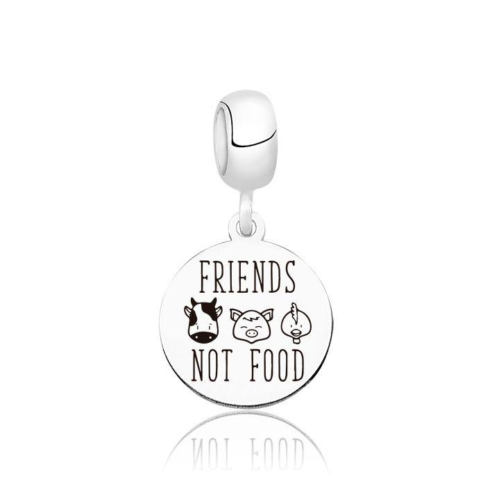 Berloque Friends Not Food