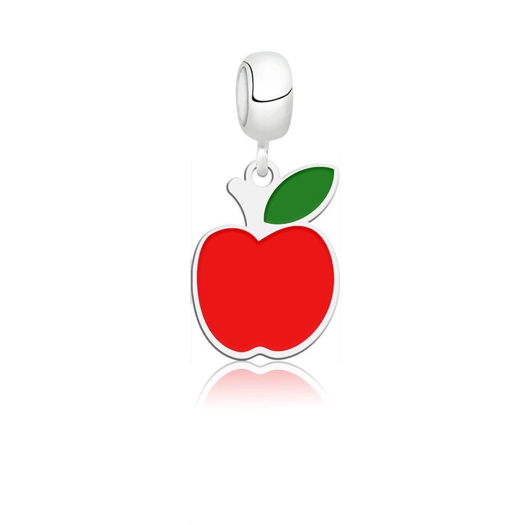 Berloque Fruta Maça