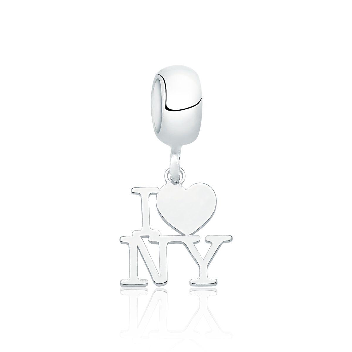 Berloque I Love Ny Eu Amo New York