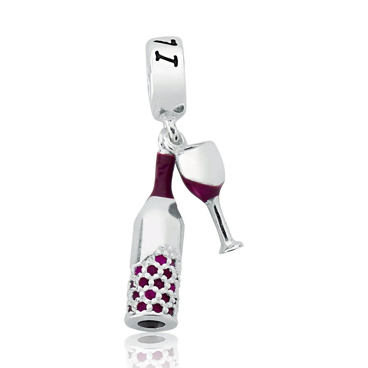 Berloque I Love Vinho