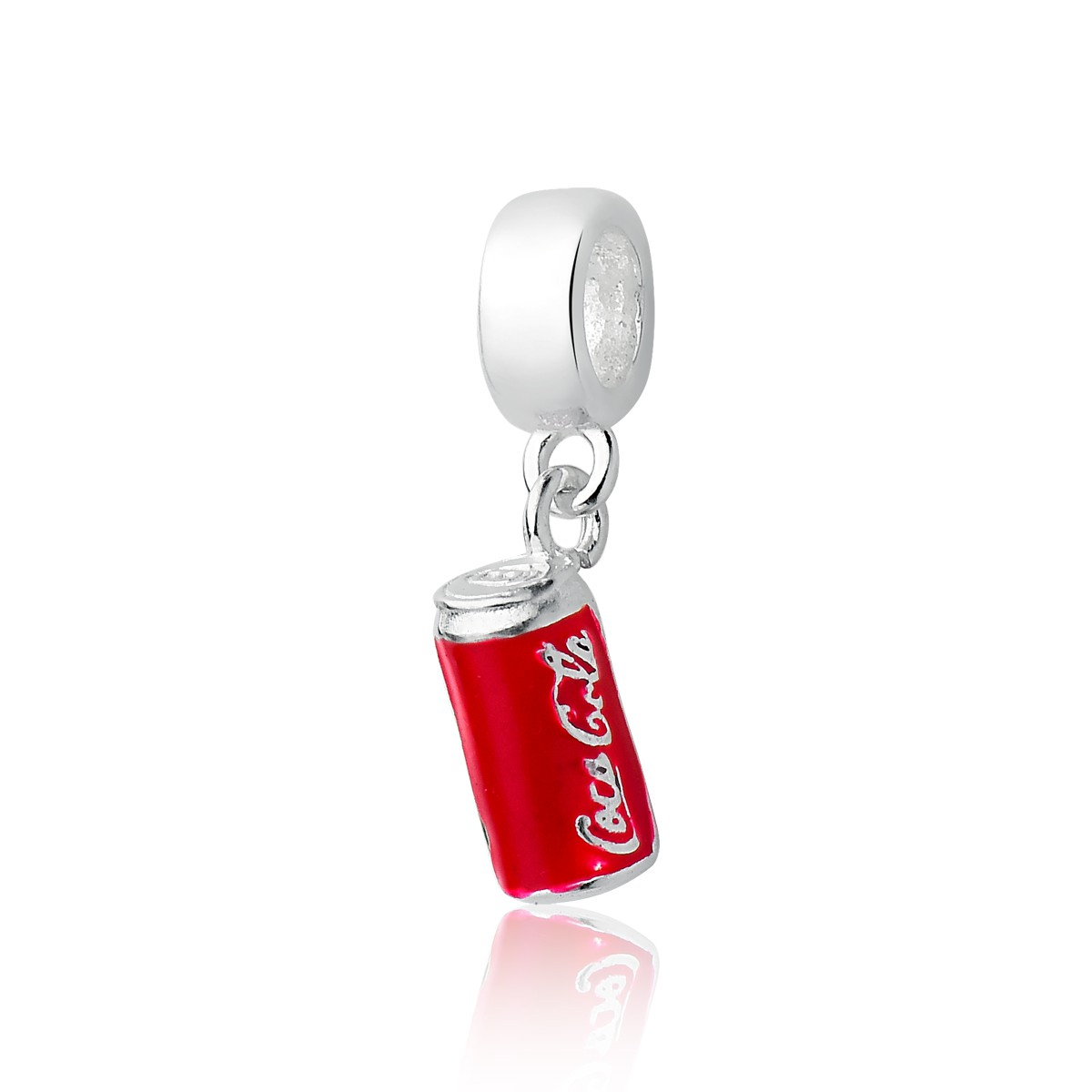 Berloque Latinha Coca