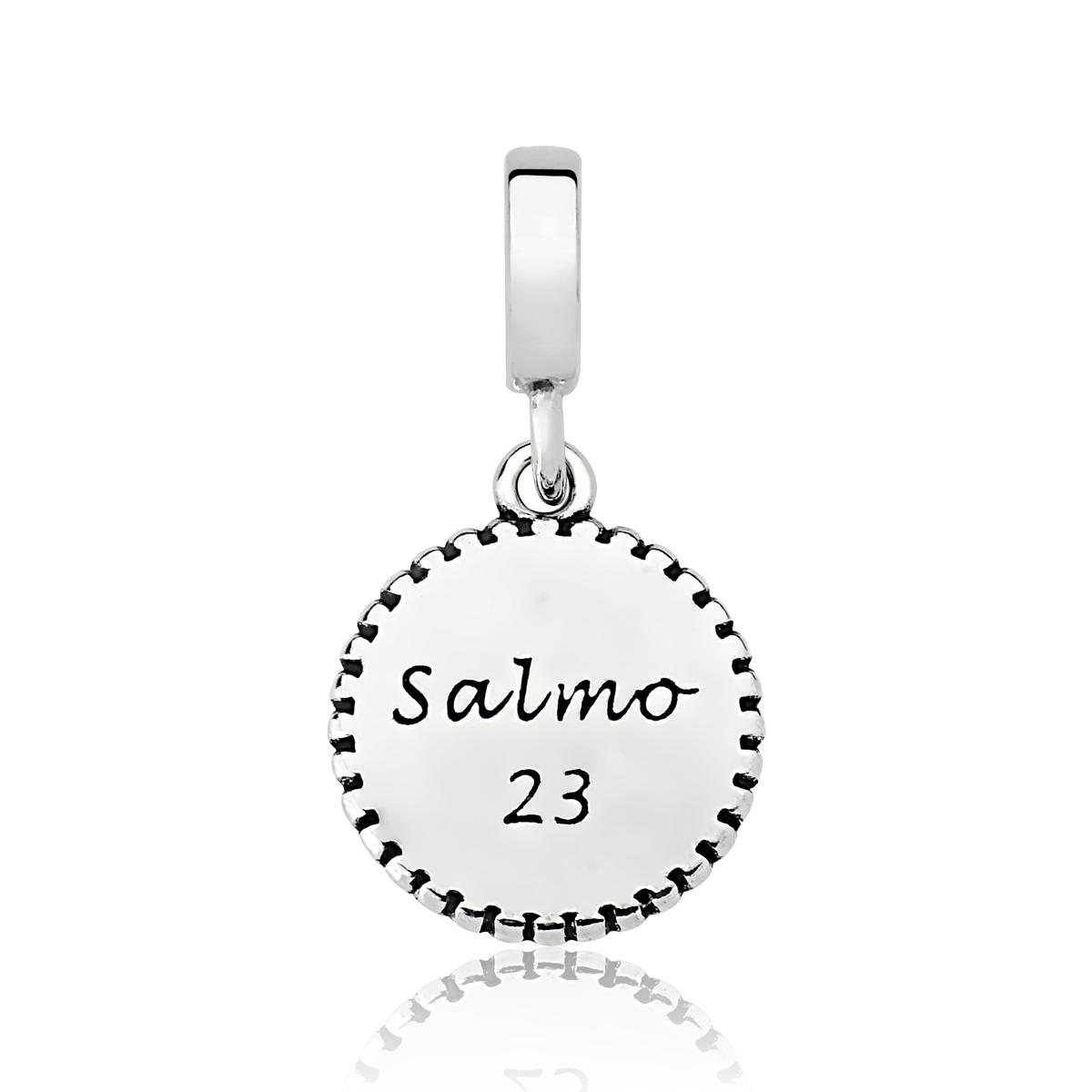 Berloque Medalha Salmo 23