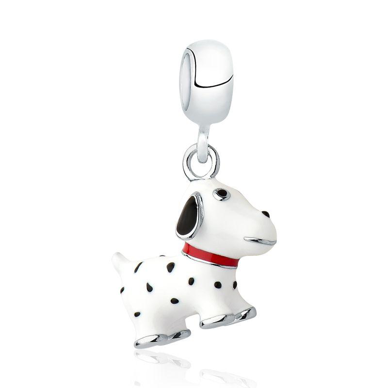 Berloque Mini Cachorro Dálmata