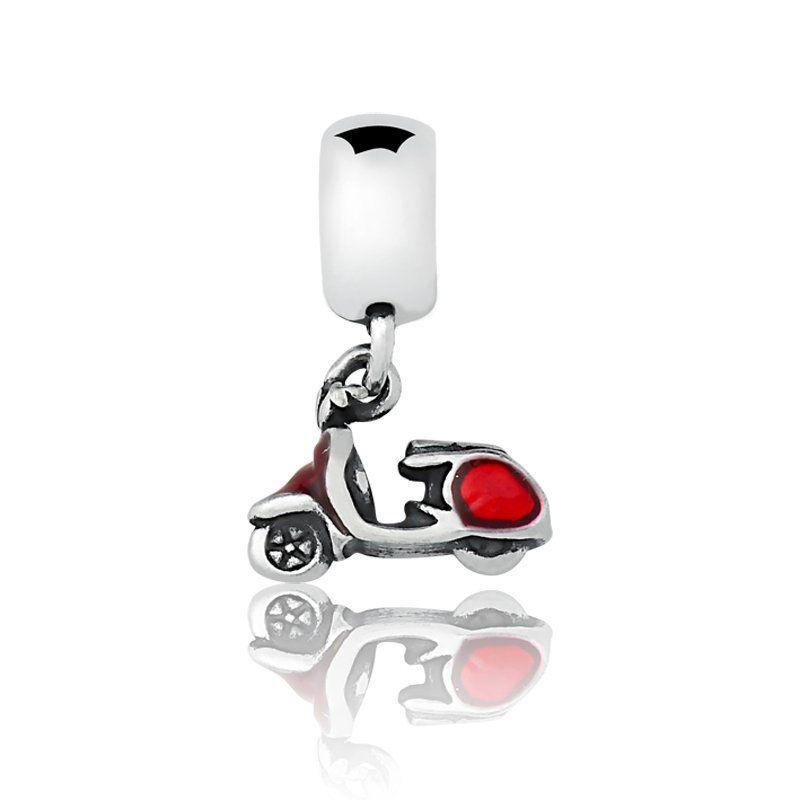 Berloque Moto Scooter