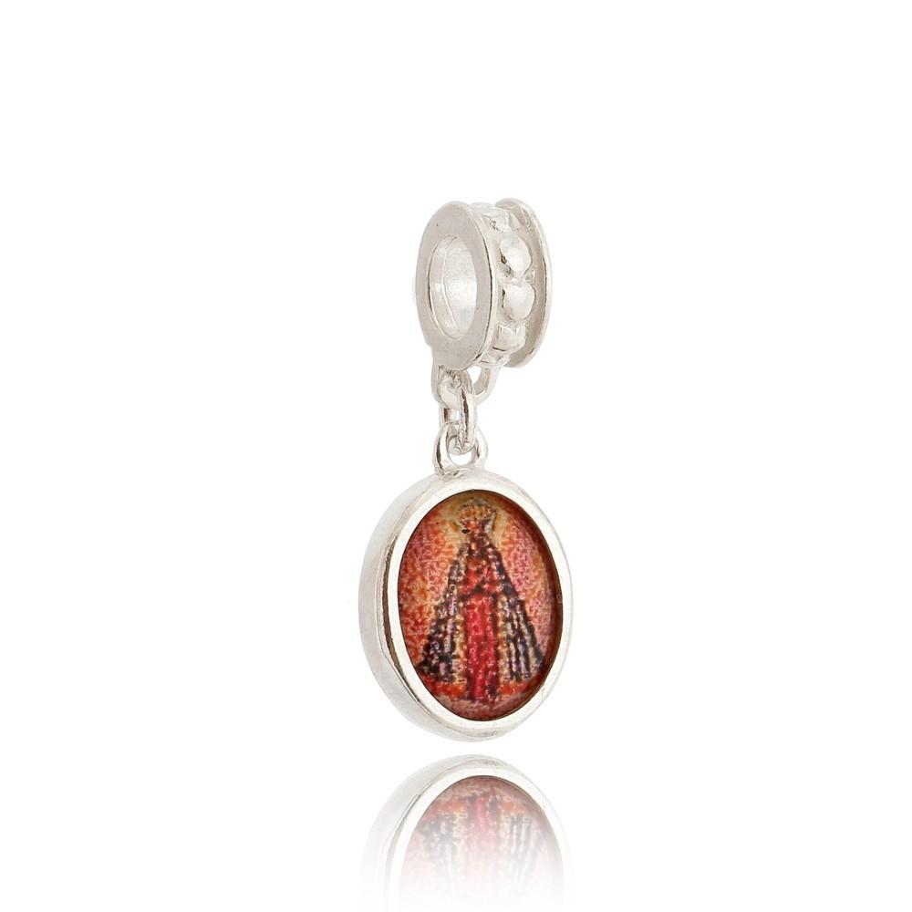 Berloque Medalha Nossa Senhora Aparecida