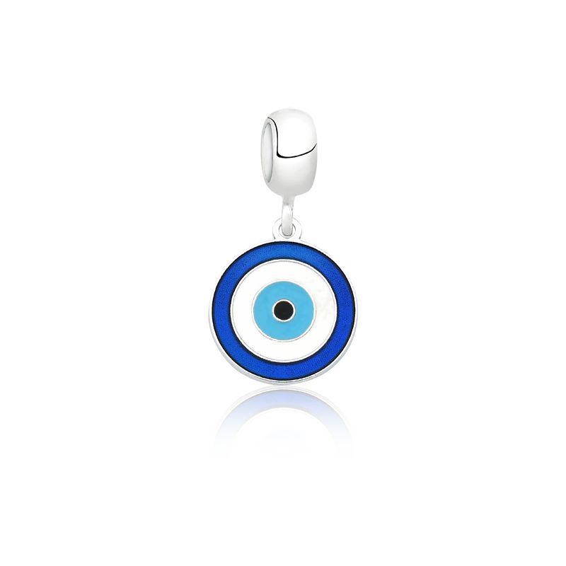 Berloque Olho Grego Azul I