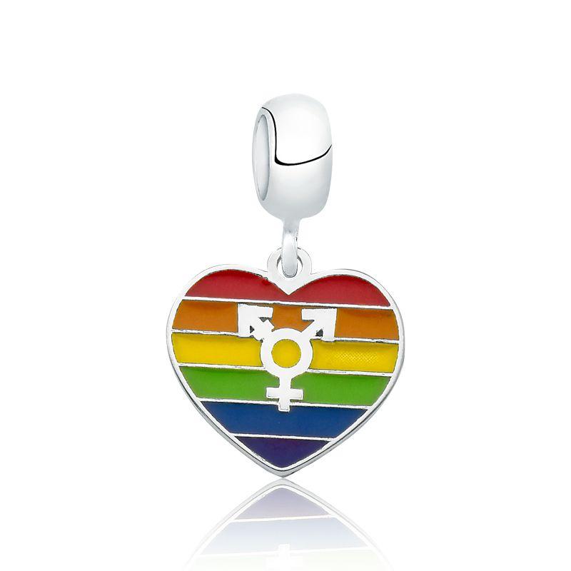 Berloque Orgulho LGBT Bissexual