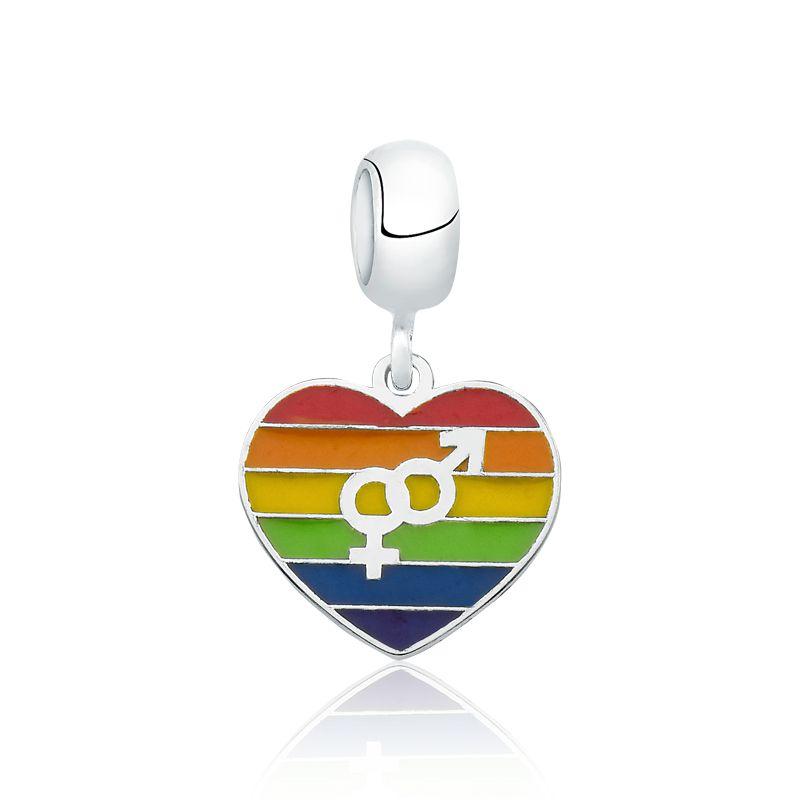 Berloque Orgulho LGBT Transsexual