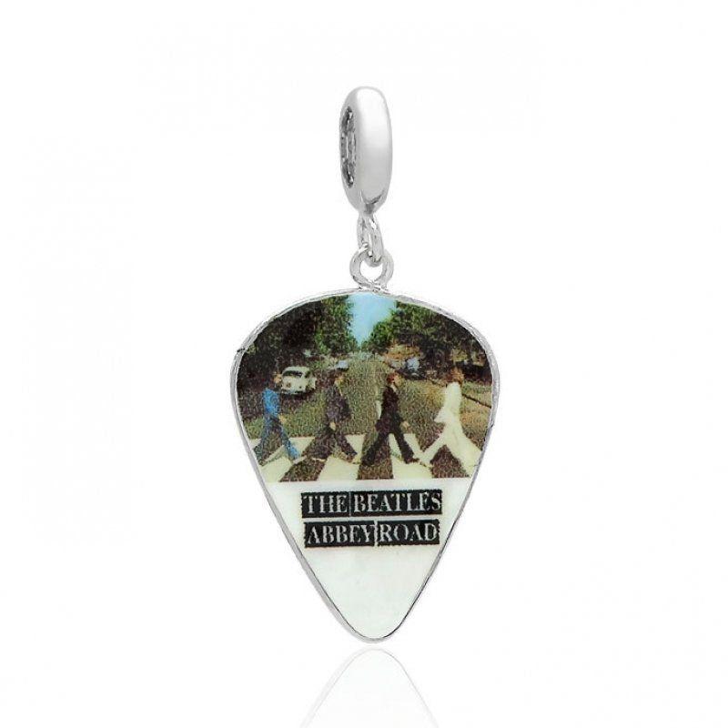 Berloque Palheta Álbum Abbey Road Beatles
