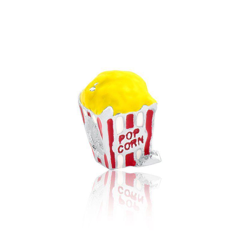 Berloque Pipoca Pop Corn