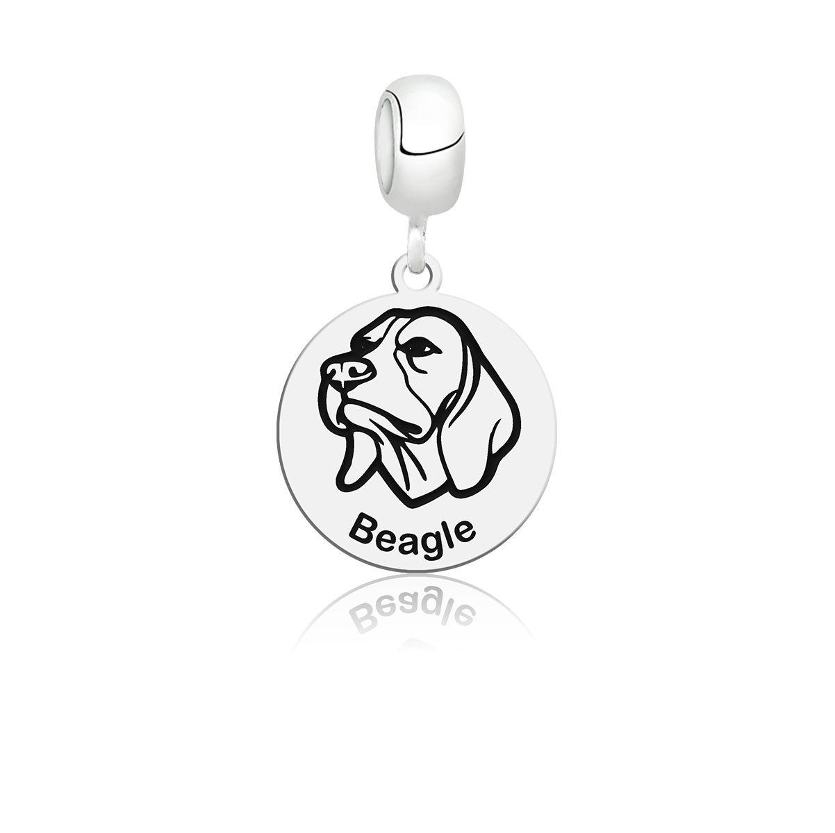 Berloque Raça Beagle