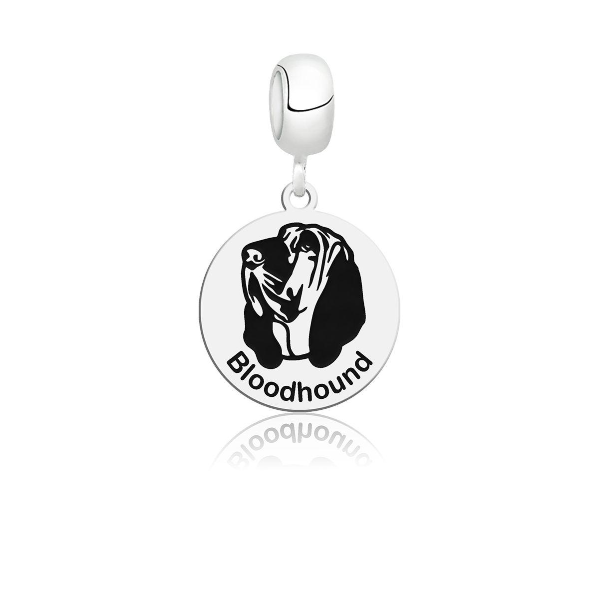 Berloque Raça Bloodhound