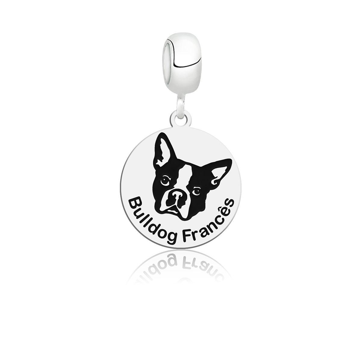 Berloque Raça Bulldog Francês