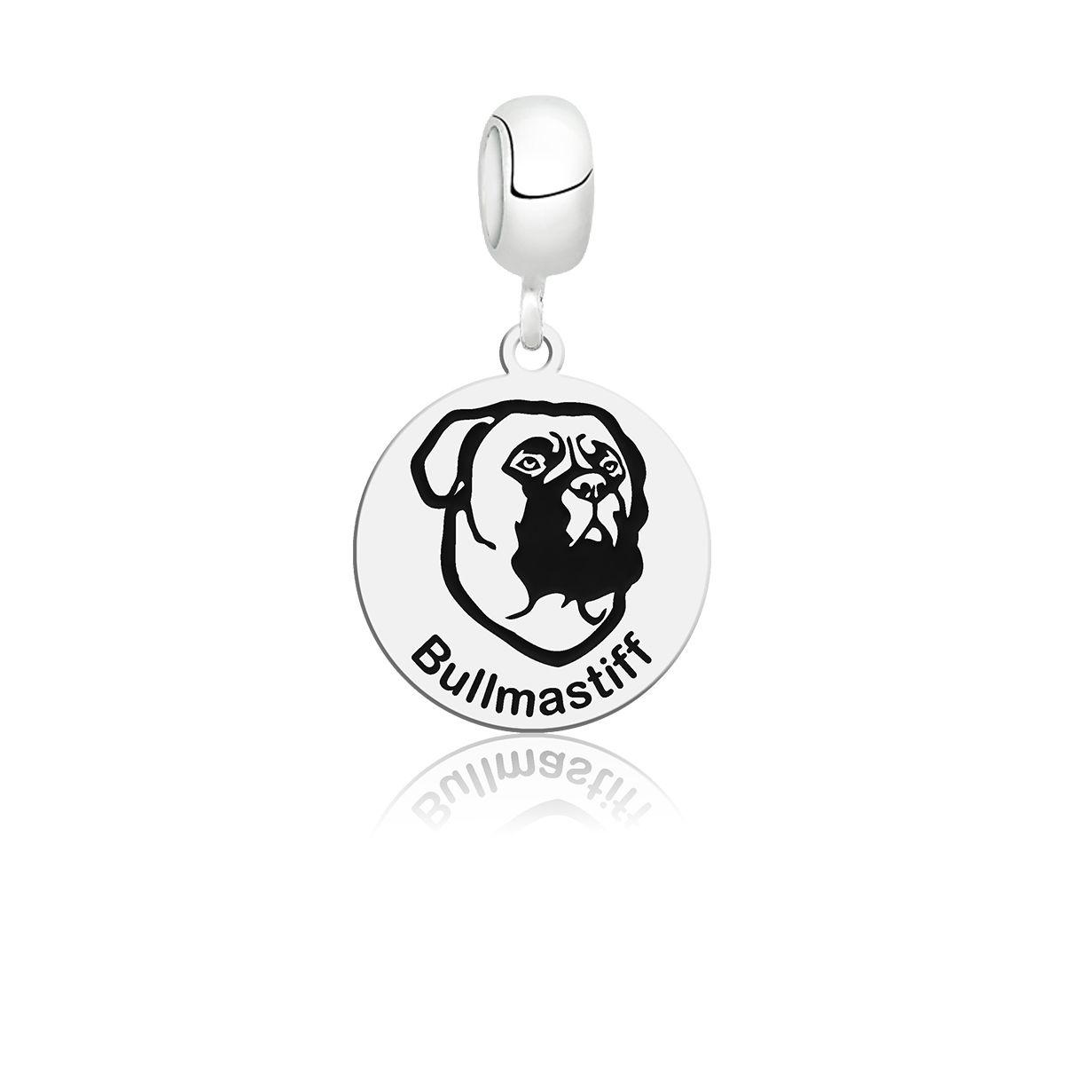 Berloque Raça Bullmastiff