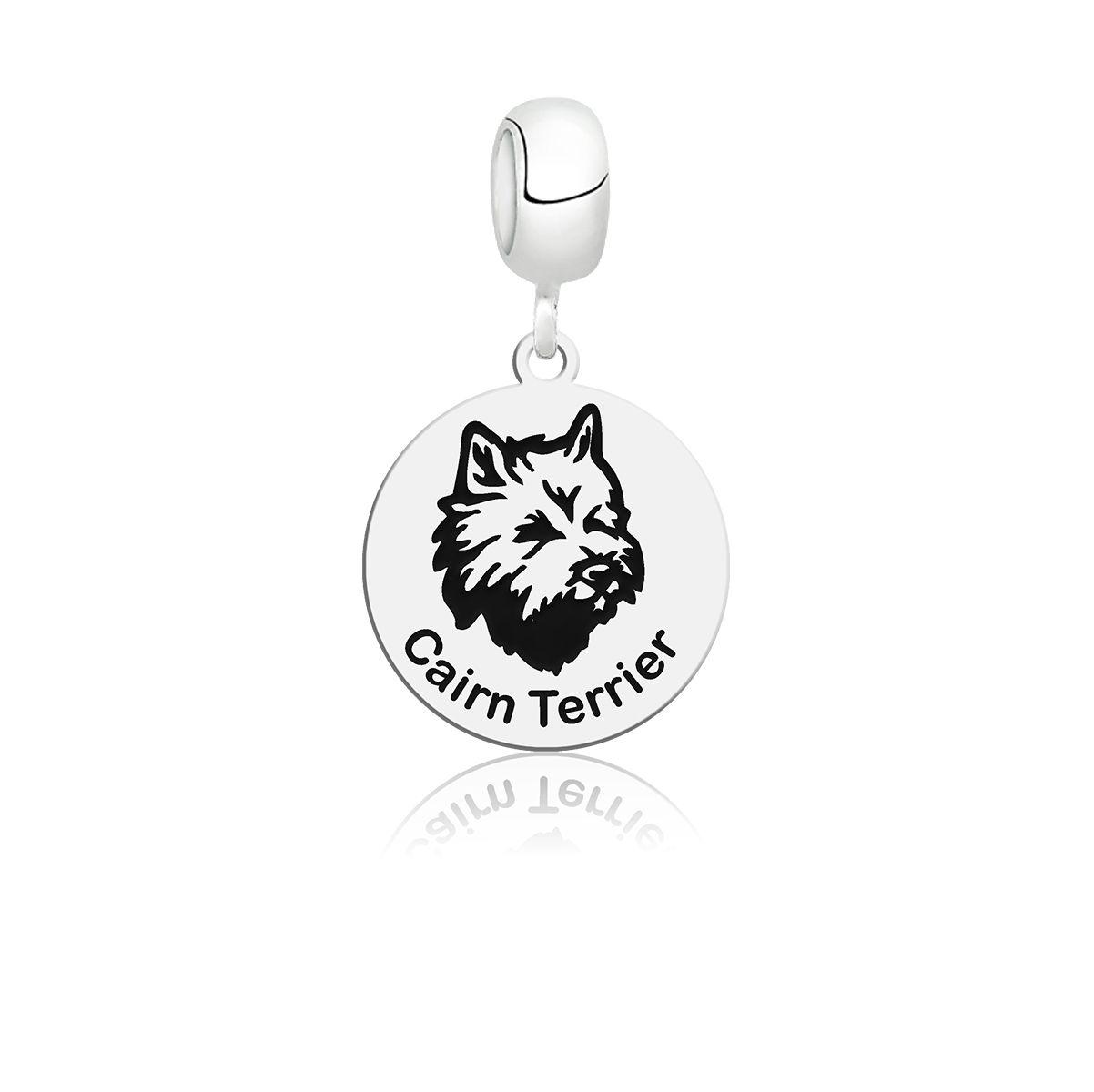 Berloque Raça Cairn Terrier