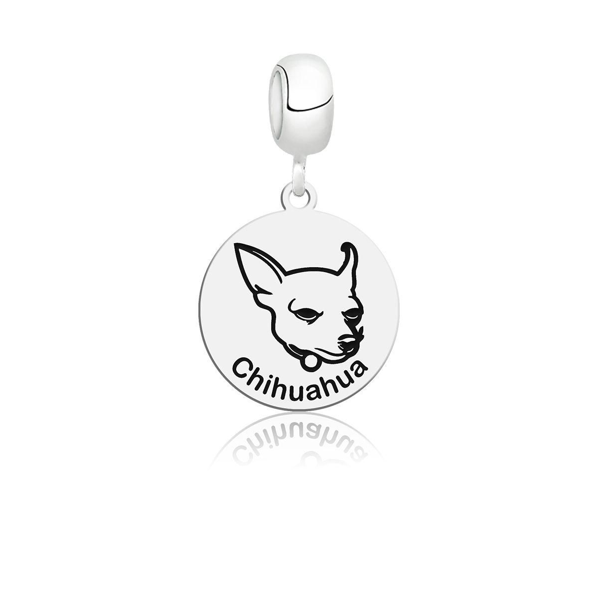 Berloque Raça Chihuahua
