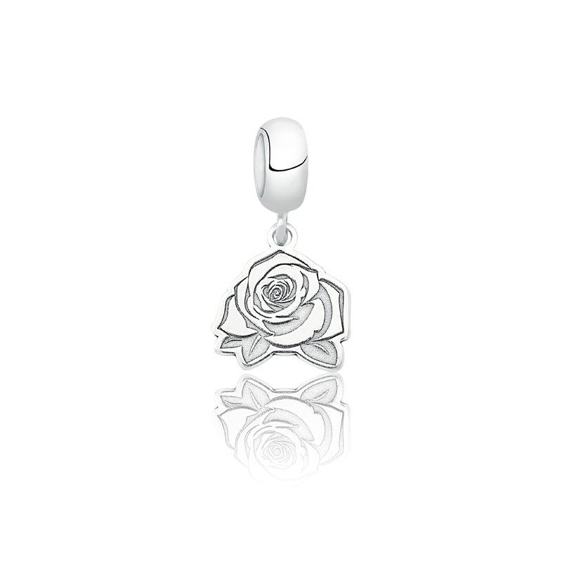 Berloque Rosa Encantada