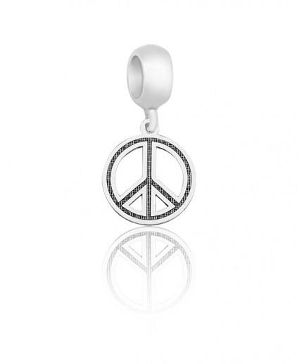 Berloque Simbolo Da Paz
