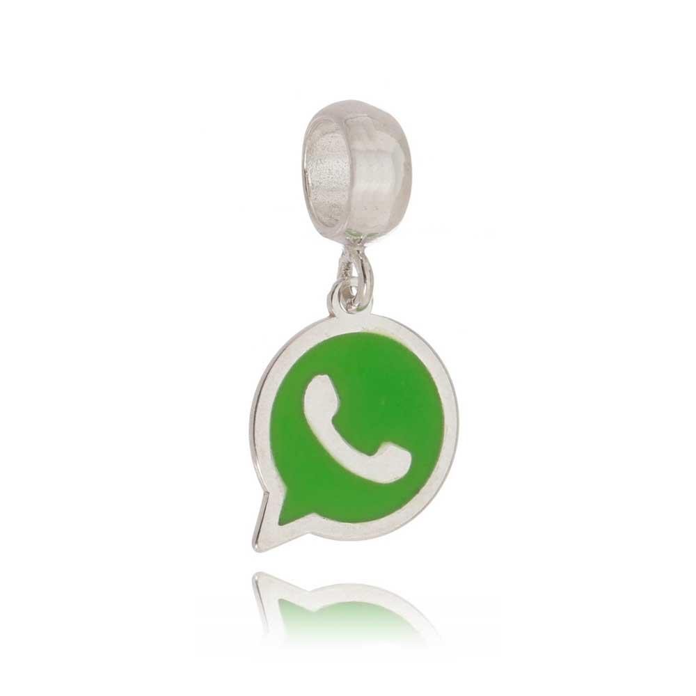 Berloque Simbolo Do Whatsapp