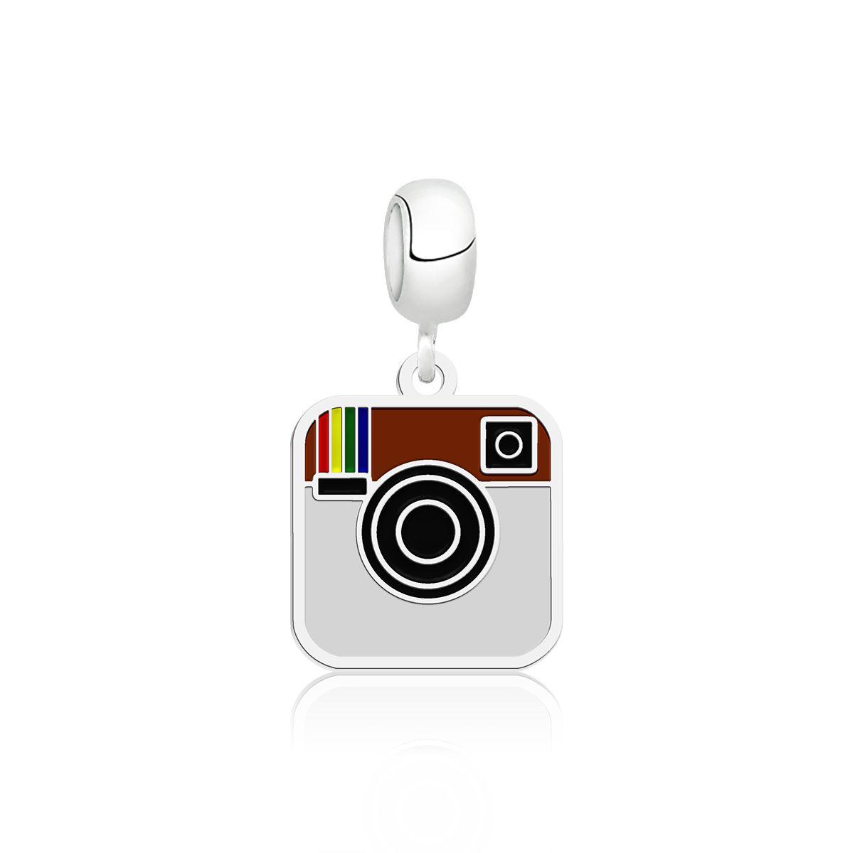 Berloque Símbolo Instagram