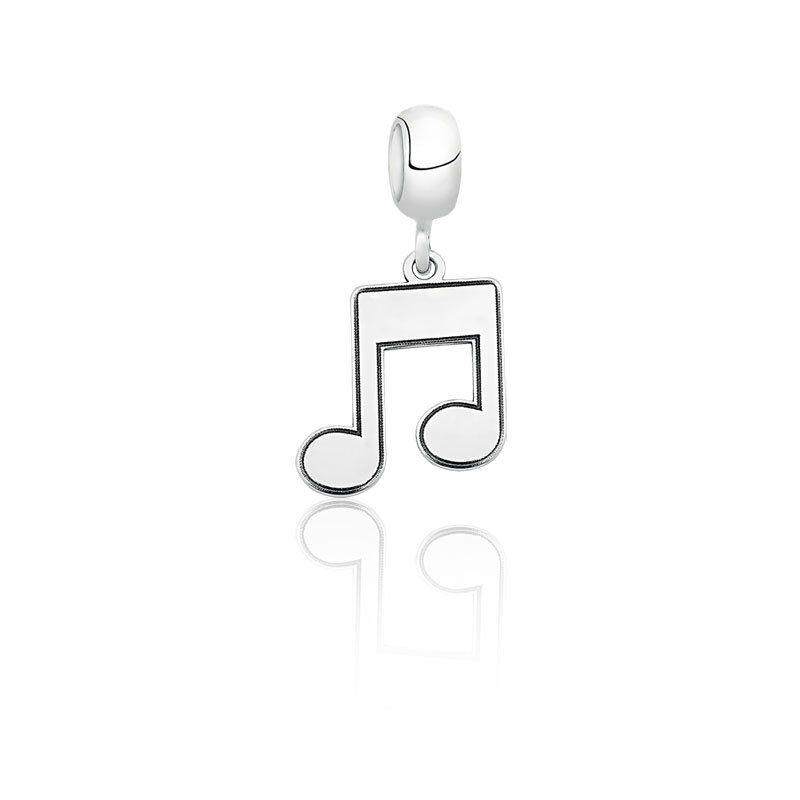 Berloque Símbolo Nota Musical