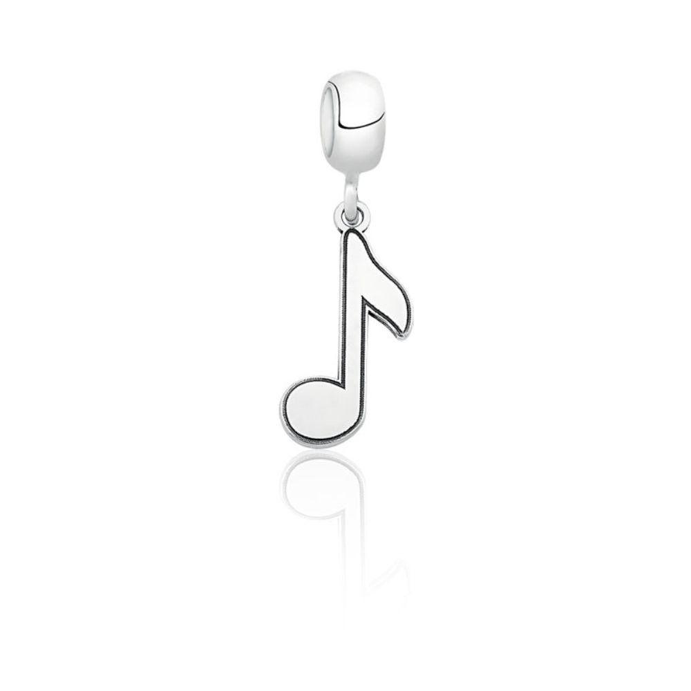 Berloque Símbolo Nota Musical Colcheia