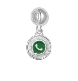 Berloque Whatsapp Liso