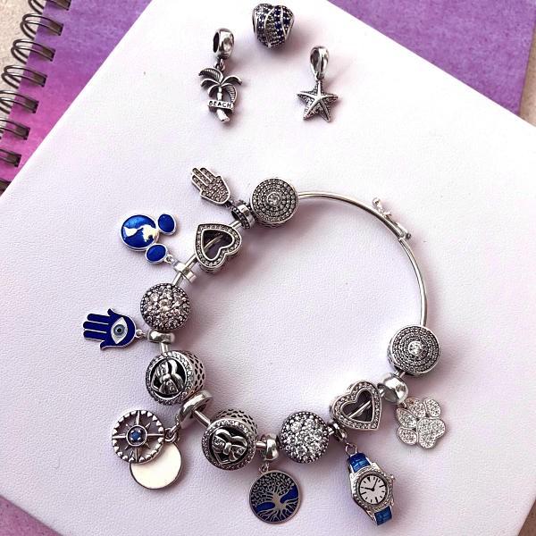 Bracelete Meia Cana Fino 18 CM