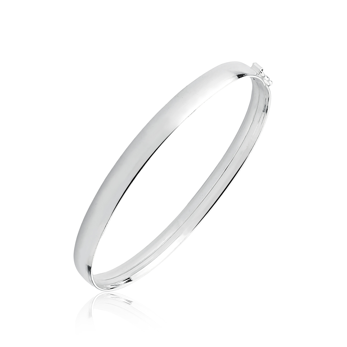 Bracelete Meia Cana Grosso 20 CM