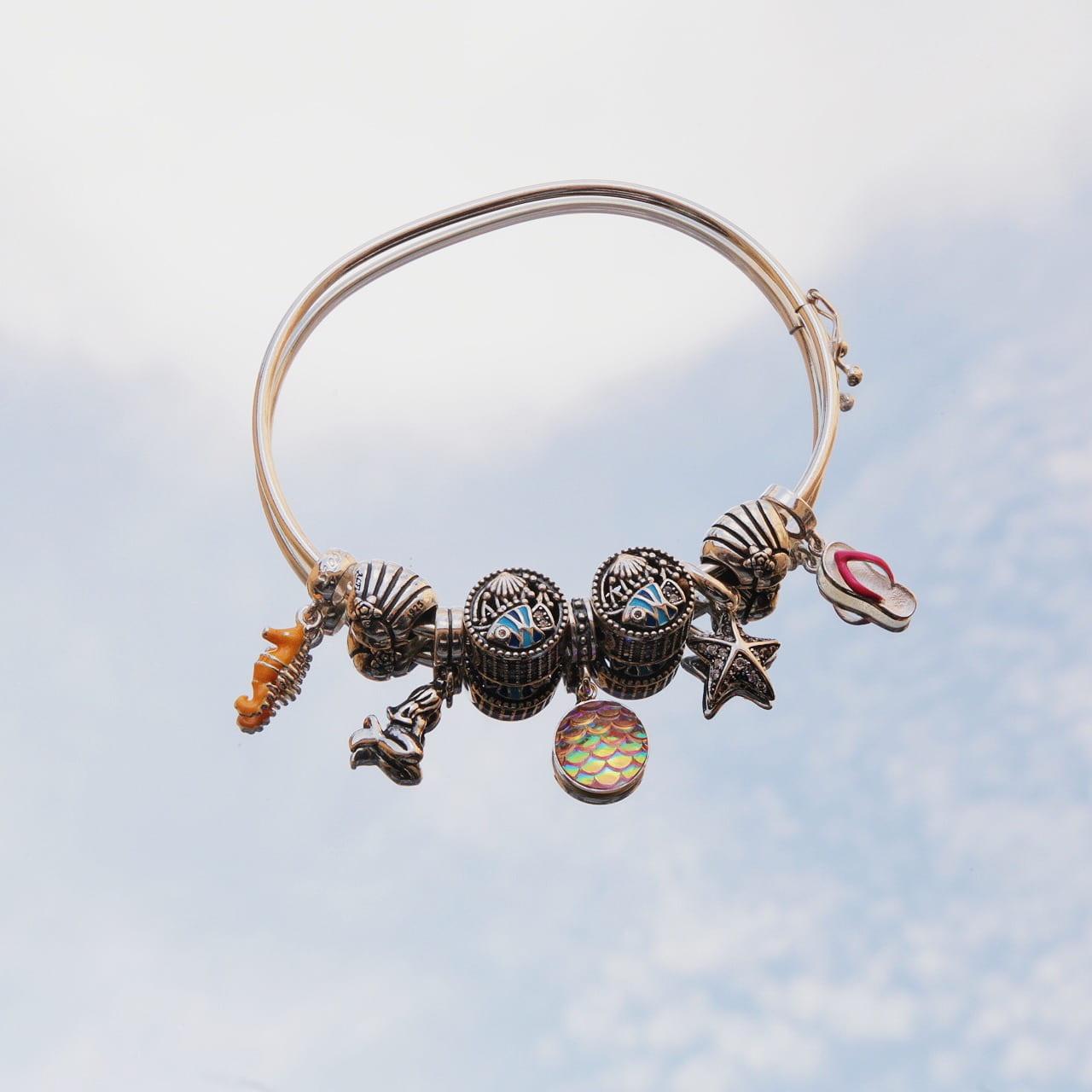 Bracelete para Berloques 18 CM