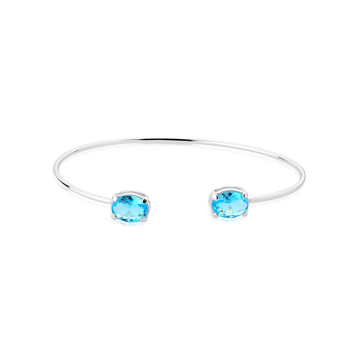 Bracelete Pedra Azul - Be Free