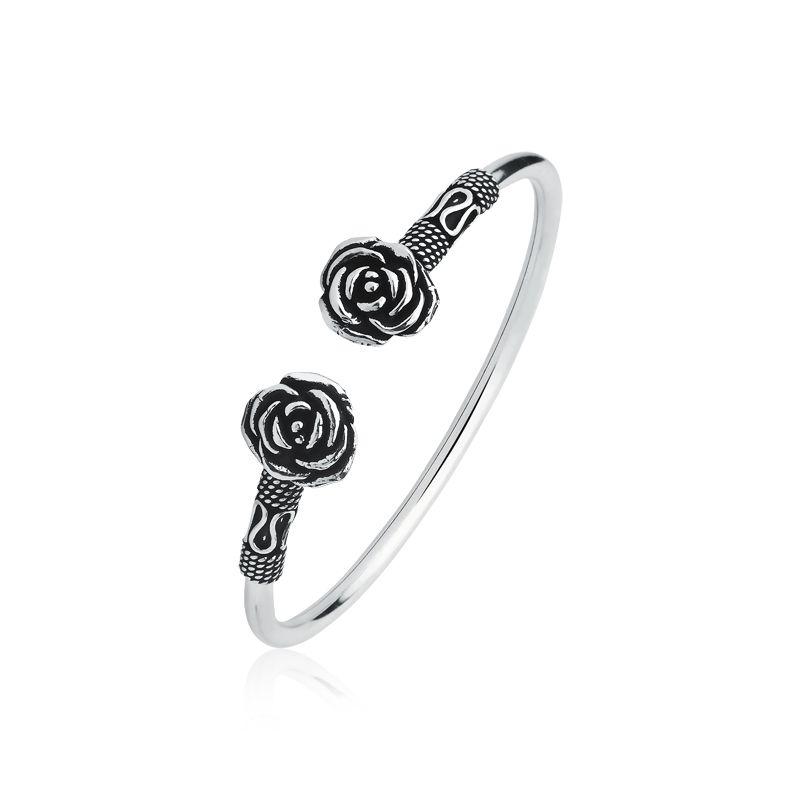 Bracelete Rosas de Bali