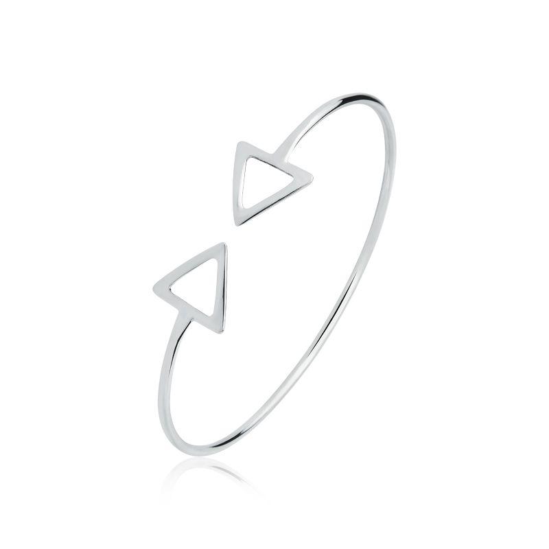 Bracelete Triângulos 20 MM